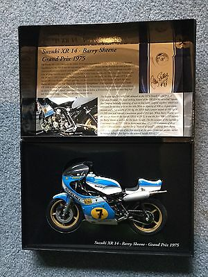 1:12 Barry Sheene GP1975 #7 Suzuki XR Minichamps 122760007Classic