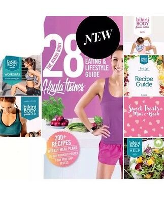 BBG 1&2 + Tone It Up + Blogilates 28 Day & PIIT 1-3 & Tammy Hembrow £500+