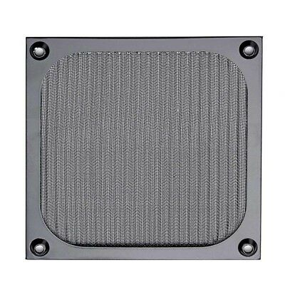 PC Computer Fan Cooling Dustproof Dust Filter Case Aluminums Grill Guards 120mm