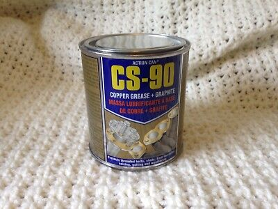 Action Can CS90 Copper Grease & Graphite Additive 500ml Tub