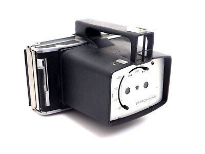 Shackmann Stereo Passprint Passport Polaroid Camera No801 wu124