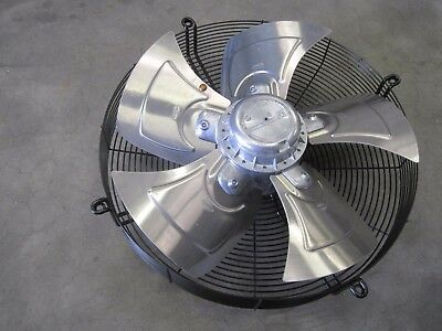 High Quality Extractor Fan 500 dia 900rpm 230v 5300m3/hr Condenser spraybooth
