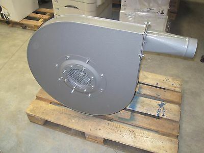 High Pressure Centrifugal Fan Blower Air Knife Conveyor Process 3KW 2900rpm