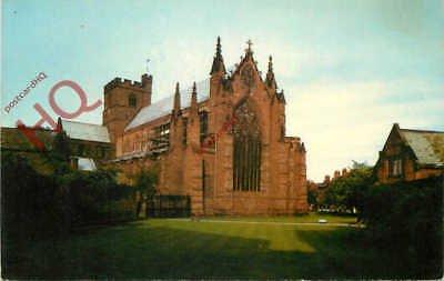 Picture Postcard:-Carlisle Cathedral