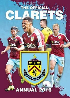 The Official Burnley FC Annual 2016