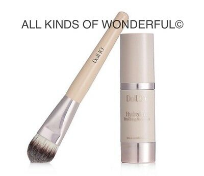 Doll10 HydraLux Foundation (30ml) and BRUSH  in Light/Medium BN un-boxed