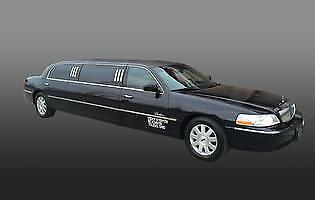 2004 Lincoln Town Car  2004 Lincoln TownCar Limo Royale