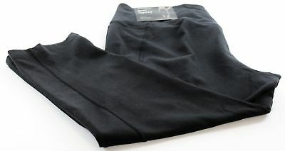 Nike Womens Dri Fit Tight Fit Capri Pants 802961-010 Size XL Retail $45
