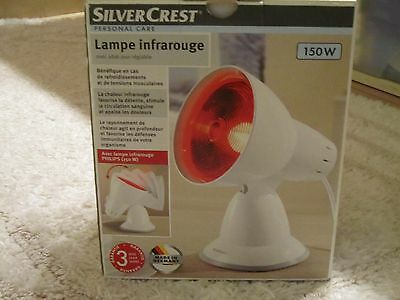 Lampe Infrarouge pour soulager les tensions musculaires