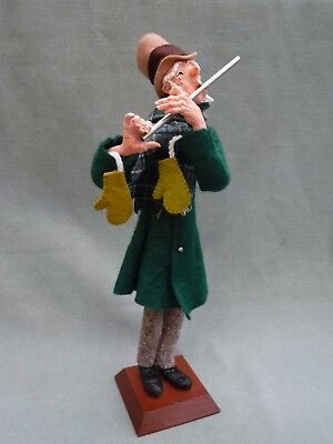 Simpich Character Dolls Flute Player 1980/1986