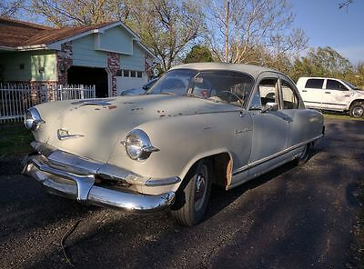 1953 Other Makes G80 Deluxe 1953 Kaiser 2dr Club Deluxe Origina, 6 Cylinder 3 Speed Overdrive, DrivingVIDEO