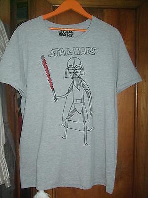 tee shirt STAR WARS neuf xxl authentique lucasfilm LTD