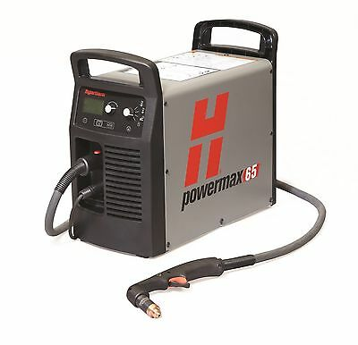 HYPERTHERM 083270 POWERMAX 65 PLASMA CUTTER full warranty - fac reconditioned
