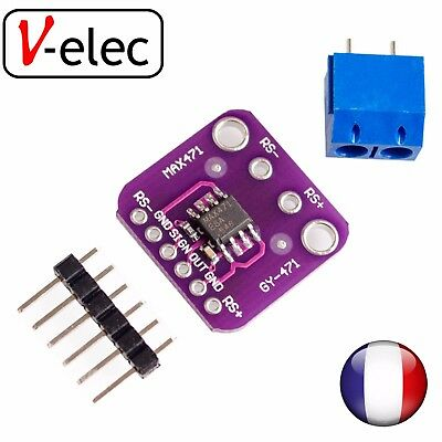 1303# GY-471 3A Range Current Sensor Module Professional MAX471 For arduino