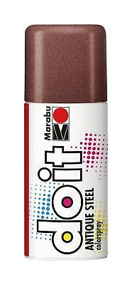Marabu do it colorspray Antique Steel, antik rot, 150 ml Sprühfarbe Spray