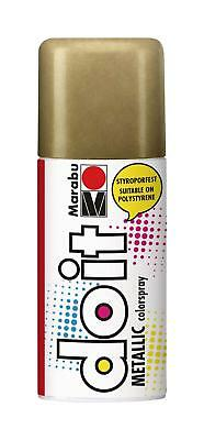 Marabu do it colorspray Metallic, metallic - gold, 150 ml Sprühfarbe Spray