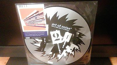 Art Of Noise - Live At The End Of The Century -RSD Picture Disc - RecordStoreDay