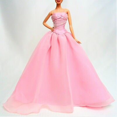 Barbie Birthday Wishes Collector Edition Pink Gown 2004 Mint out of Box