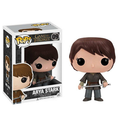 Funko Pop Action Figure Toy Movie Characters Arya Stark Display Lovers