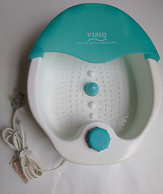 Visiq Bs0115 Bubble Foot Spa