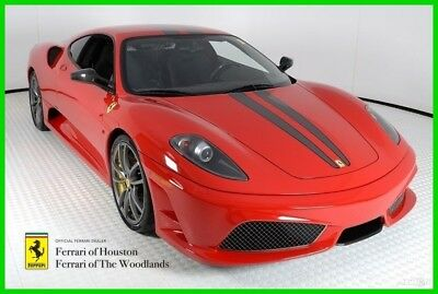 2009 Ferrari 430 Scuderia 2009 FERRARI 430 SCUDERIA, 9232 MILES, FERRARI APPROVED CPO, WARRANTY INCLUDED
