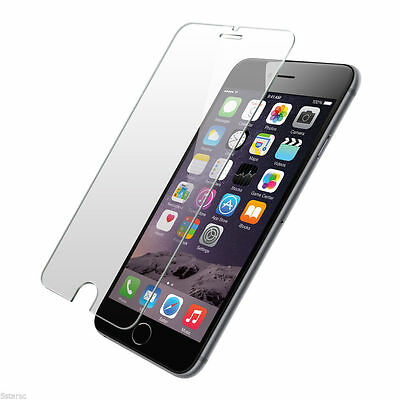 Lot x 2 Premium Real Tempered Glass Film Screen Protector for Apple iPhone 8Plus