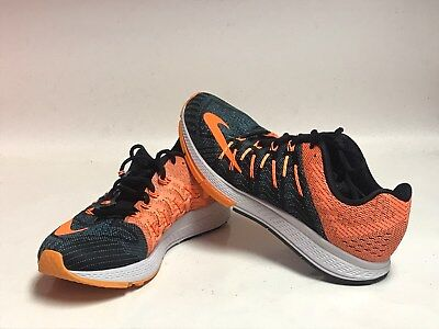 lowest price b7e41 b0954 Men s Nike Air Zoom Elite 8 (black total orange bright citrus blue