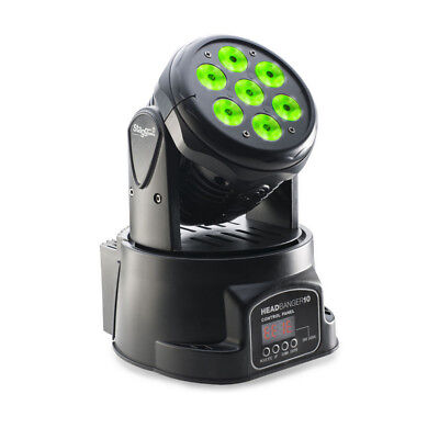 Stagg LED Moving Head Headbanger Lights Music
