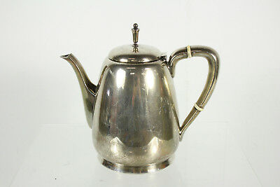 Sterling Silver Town And Country Reed And Barton Teapot