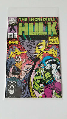 The Incredible Hulk #387 (Nov 1991, Marvel)