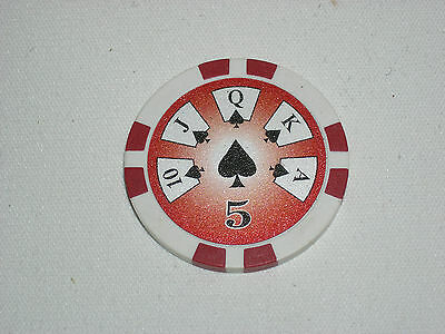 Vintage Poker Chips 11.5 grams - 196 pieces!