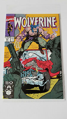 Wolverine #47 (Oct 1991, Marvel)