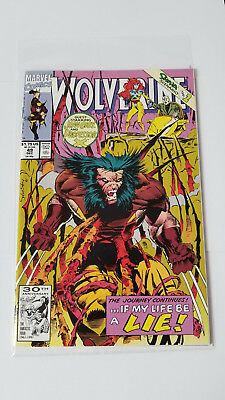 Wolverine #49 (Dec 1991, Marvel)