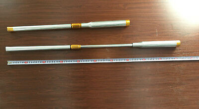 """Brand New Telescopic Pool Or Snooker Cue Extension Push On 28""""-38"""""""