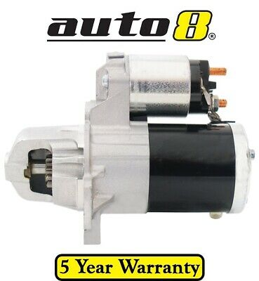 Starter Motor to Fit Holden Calais VZ & VE 3.6L Petrol V6 (LY7) 2004 to 2013