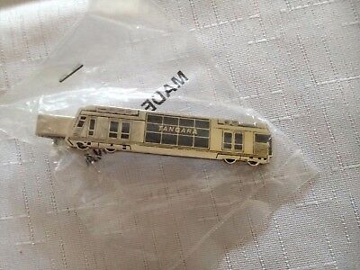 NSW Trains Tangara tie clip