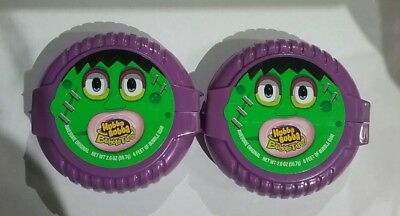 2x Hubba Bubba Bubble Tape Halloween (57.7g USA)