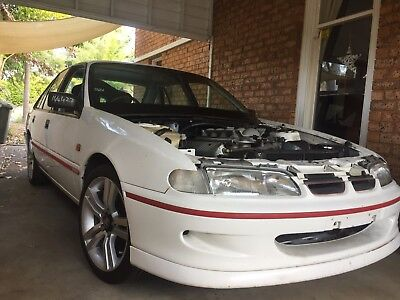 Holden Commodore V8 Manual VR Project Track Race Car