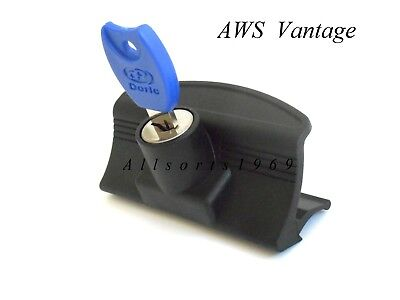 Sliding aluminium window lock to suit AWS Vantage aluminium sliding windows