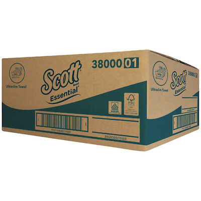 Scott® Essential Ultraslim Optimum Hand Towel 16 x 150 Towels (38000)