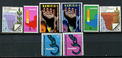 Free Namibia UN issues MNH