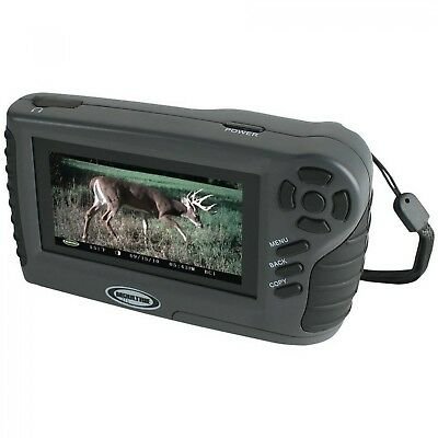 "Hunting Game Camera Handheld Viewer with 4.3"" Screen Outdoor Sports Trail Cam"