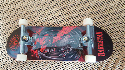 Original Genuine Official Tech Deck 96mm Fingerboard SkateBoards DARKSTAR Fire