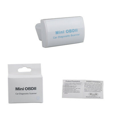 Mini OBDII ELM327 V2.1 Bluetooth OBD2 Diagnostic Tool ELM 327 Bluetooth