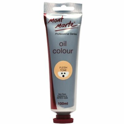 Mont Marte Oil Paint 100ml Tube - Flesh Tone