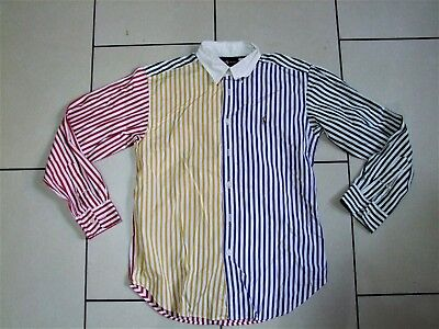 Camicia Bambino Ralph Lauren tg.12/14 anni. Vintage used clothing. children