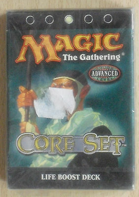 MTG Magic the Gathering - Core Set 8th - Life Boost Deck (Neu) englisch