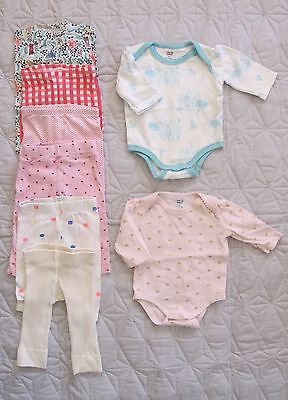BABY GIRL Clothing Bundle - Seed, Country Road, Bonds, Target - Size 000