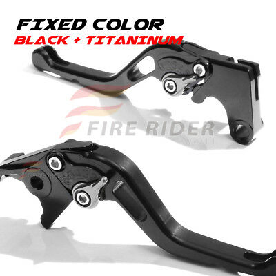 For Yamaha TMAX 530 12 13 14 SBT CNC GP Short Front Rear Brake Levers Set