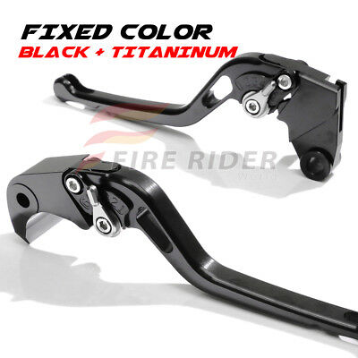 For Yamaha TMAX 530 12 13 14 LBT CNC GP Long Front Rear Brake Levers Set